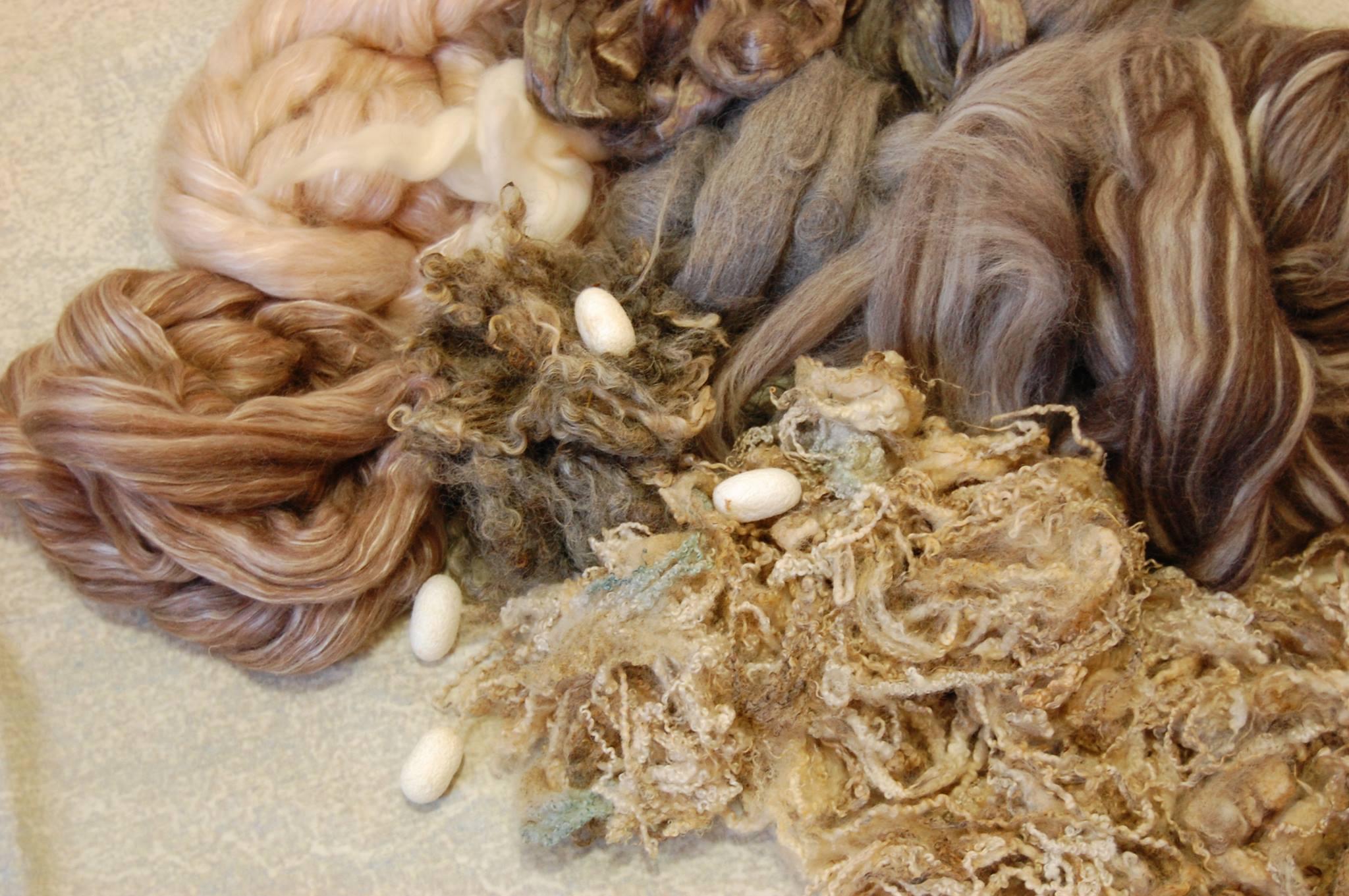 Виды обработки шерсти