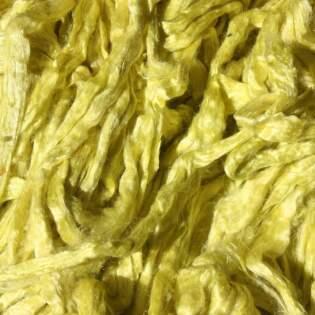 Шелк Малбери. Желтый. Вес: 10 гр